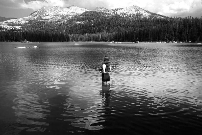 Wrights Lake, California