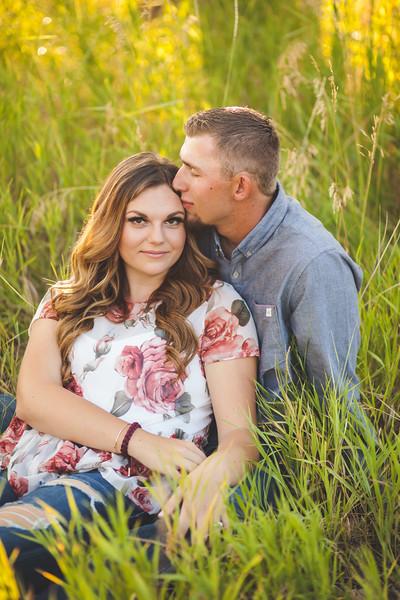Hunter & Hannah EngagementS