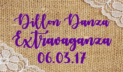 Dillon & Danza Extravaganza