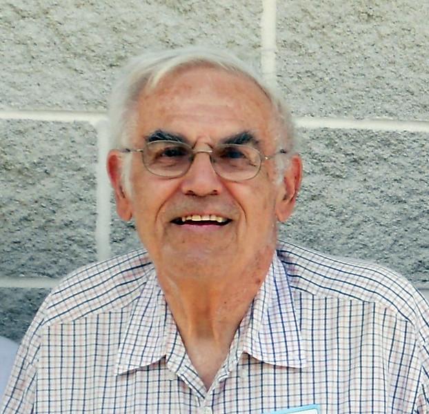 My father Emerson D Hughey