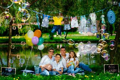 Sedinta foto de familie Voicu Ella