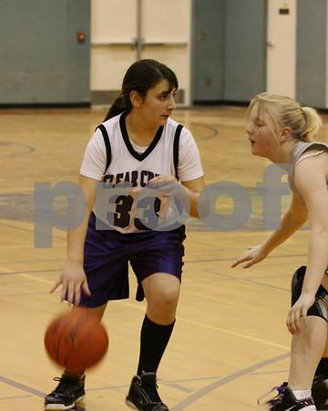 Varsity 7th Grade Girls Basketball