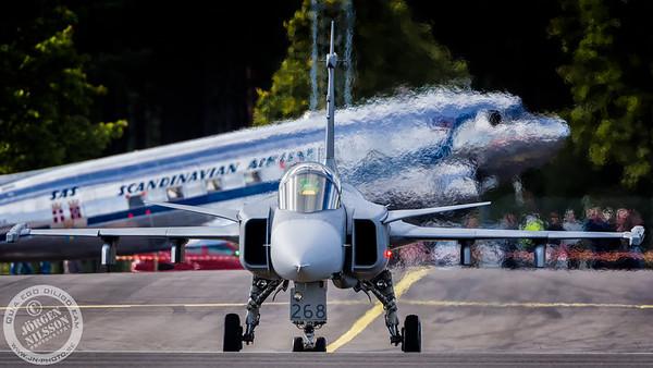 Nordic Warbird Airshow 2016