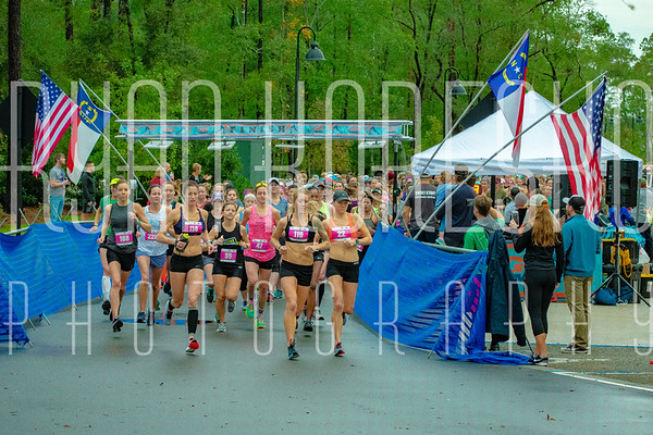 Women's Half Marathon 2018