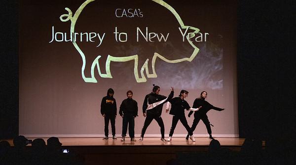 2019 CASA Lunar New Year Show