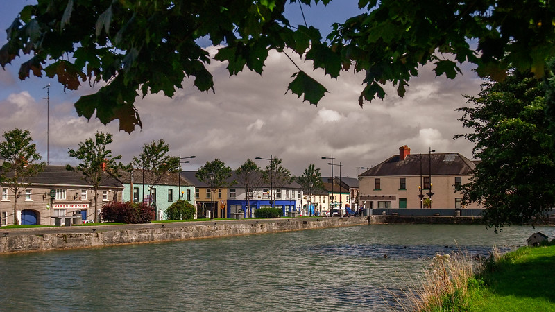 Edenderry Harbour