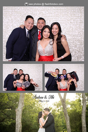 Andrew & Nhi Wedding - May 11, 2019