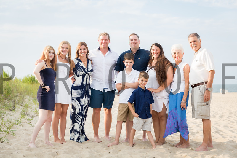 Goetz Family Beach Portraits