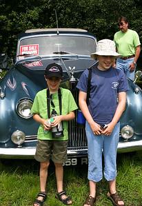 Car Show, July 2004