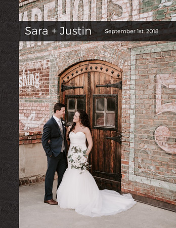 Sara + Justin Wedding Album