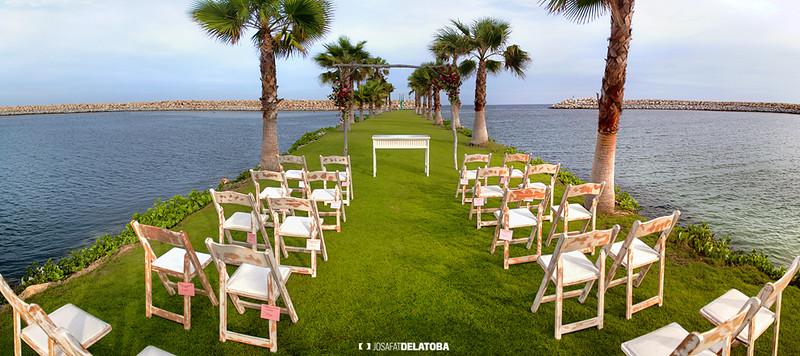 Beach Club Ceremony