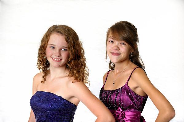 9/24/11 Madison and McKenna Homecoming