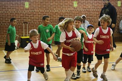 2008 Feb 16 - Spencer's Basketball Game