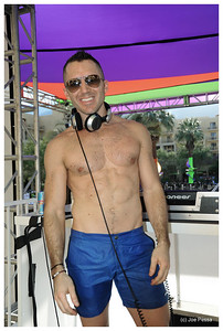 White Party Saturday Pool - Palm Springs, CA