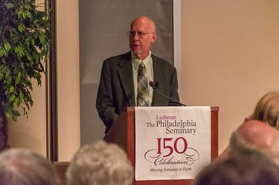 2014 Lazareth Lecture - Dr. Larry Rasmussen