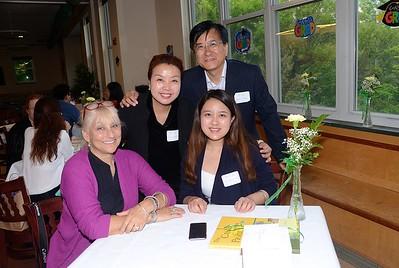 2016 BBA International Student Graduation Dinner/Reception photos by Gary Baker