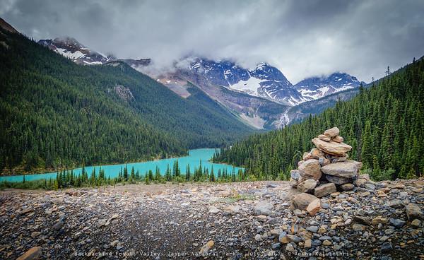 Fryatt Valley - Jasper National Park
