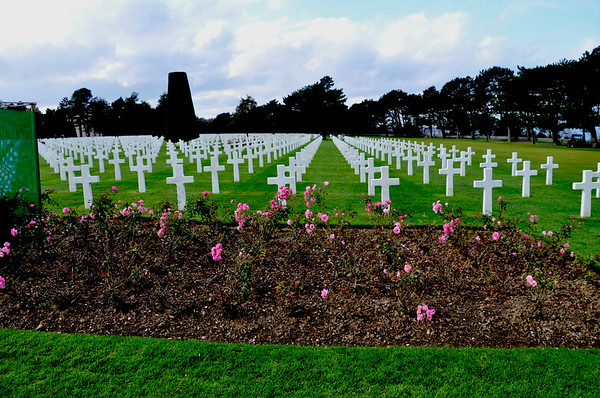 Normandy - American Cemetery - Tue., Nov. 6, 2018