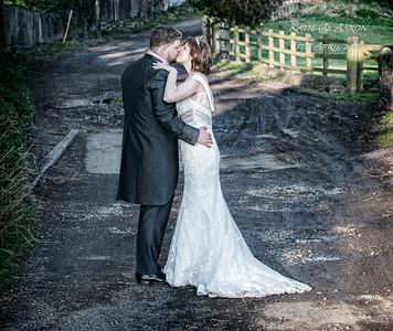 Katie & Aaron 5th April - Wentbridge House