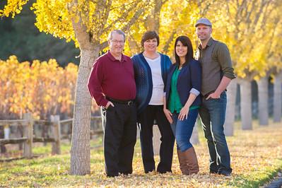 Bedenbaugh Family Portraits