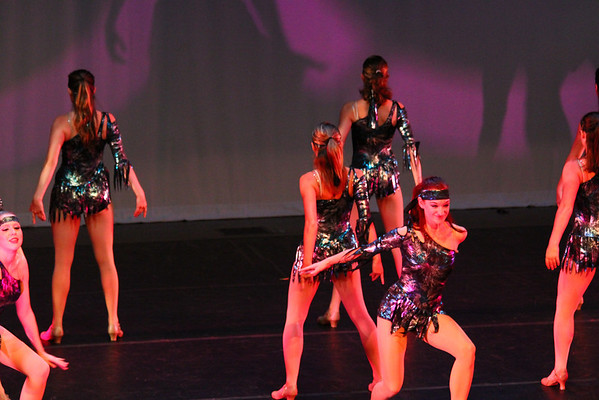 Part 12 Sunday Dance Spectacular Cathy Roe Nationals 2011