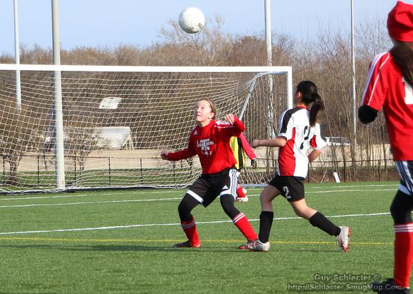 2011 Jamie Spring Lincolnshire Lightning Soccer