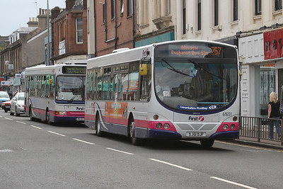 Buses of Wishaw