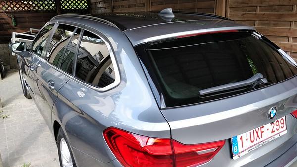 BMW 5 Touring Silverish