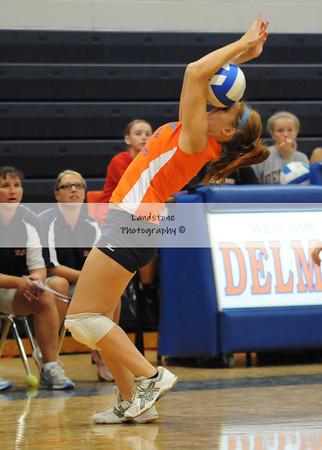 Polytech Varsity Volleyball vs Delmar