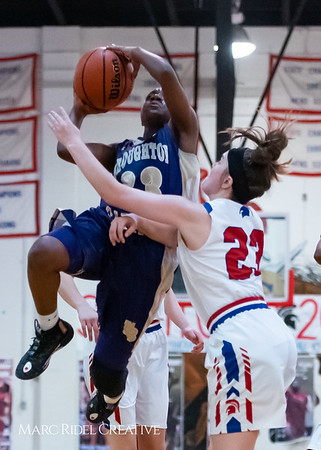 Broughton girls varsity basketball vs Sanderson. February 12, 2019. 750_6065