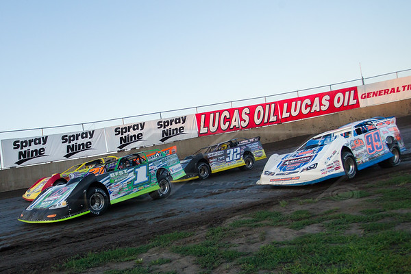Tri-City Speedway (IL) 7/14