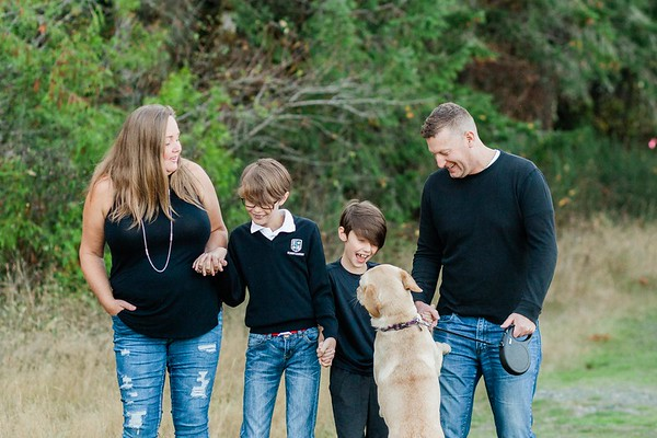 The Merrett family 2020 - Low Res Images