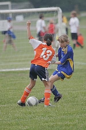 Far Post Blue U10 Girls vs Milton U10 Girls