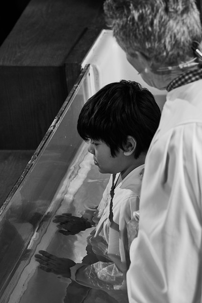 Rodriguez Baptism