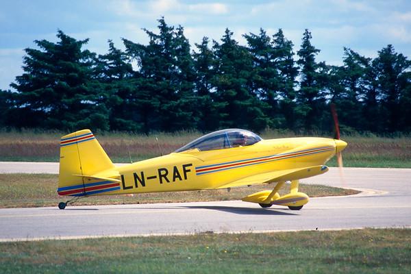 LN-RAF - Van's RV-4
