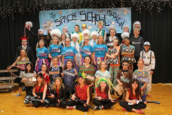 SPACE School Musical LT Ball