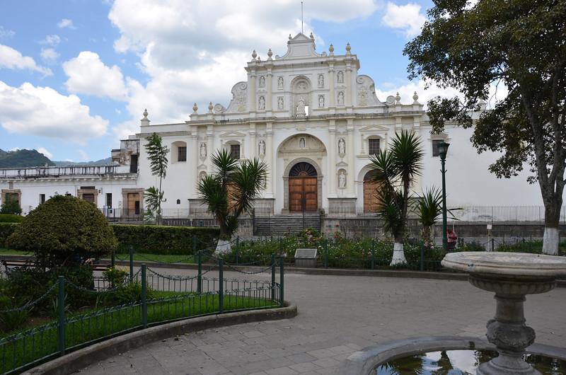 Antigua Guatemala Cathedral (Catedral de San José)