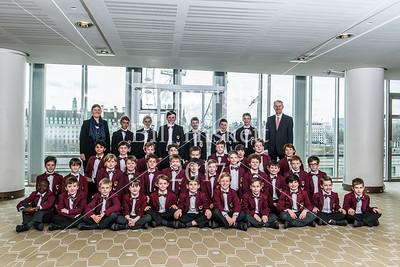 Barnardos Choir Comp March 2017 Royal Festival Hall