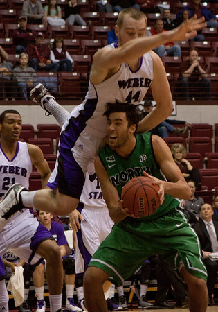 2013 Big Sky Conference Men's Basketball Semifinals