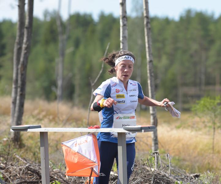 Venla Harju, kuva: SSL/Pirjo Valjanen
