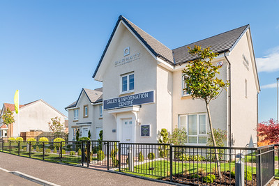 Barratt Homes - Chapelton Rise