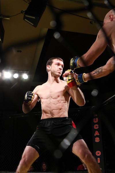 Brandon Stoyanoff vs Nate Van Schyndel
