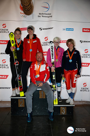 Para Alpine Skiing WPAS - Stage photos