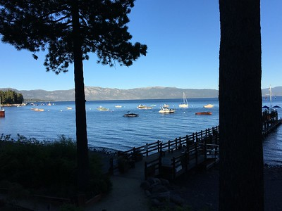 2016 Lake Tahoe California