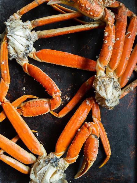 snow crabs on baking sheet-2.jpg