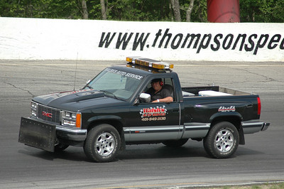 Thompson Speedway 6.4.2009 Track shots
