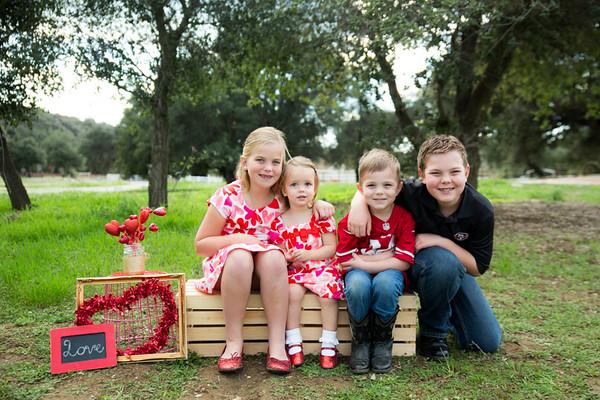 Cowen kids Valentine mini