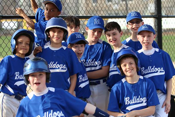 Bulldogs 11U Spring Baseball