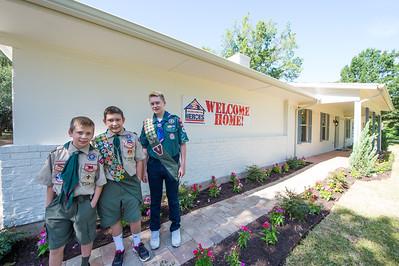 Homes for Heroes - Hauge House