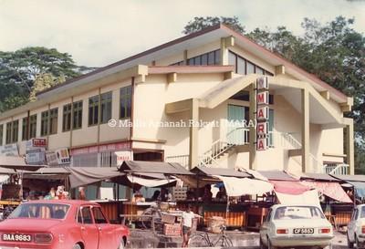 1981 - ARKED MARA RAUB, PAHANG